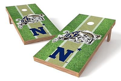Tailgate Toss NCAA Field College United States Naval Academy Cornhole Game Set