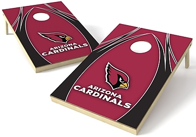 Tailgate Toss NFL Cornhole Board (Set of 2); Arizona Cardinals