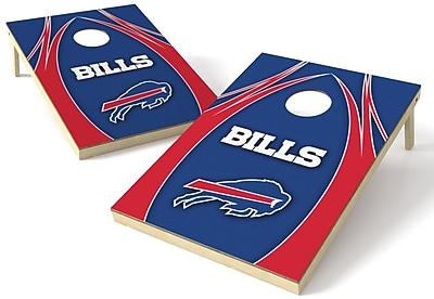 Tailgate Toss NFL Cornhole Board (Set of 2); Buffalo Bills