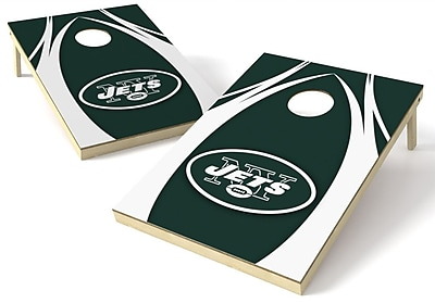 Tailgate Toss NFL Cornhole Game Set; New York Jets WYF078278970908