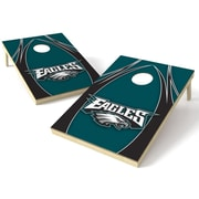 Tailgate Toss NFL Cornhole Board (Set of 2); Philadelphia Eagles