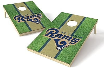 Tailgate Toss NFL Cornhole Board (Set of 2); St Louis Rams