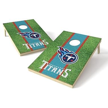 Tailgate Toss NFL Cornhole Game Set; Tennessee Titans