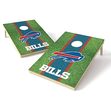 Tailgate Toss NFL Cornhole Game Set; Buffalo Bills