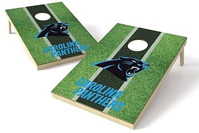 Tailgate Toss NFL Cornhole Board (Set of 2); Carolina Panthers