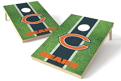 Tailgate Toss NFL Cornhole Board (Set of 2); Chicago Bears