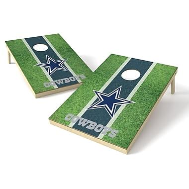 Tailgate Toss NFL Cornhole Game Set; Dallas Cowboys