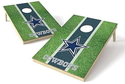 Tailgate Toss NFL Cornhole Board (Set of 2); Dallas Cowboys