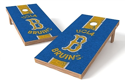 Tailgate Toss NCAA Shied Design Game Cornhole Set; UCLA Bruins