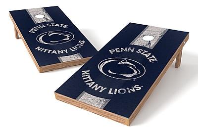 Tailgate Toss NCAA Game Cornhole Set; Penn State Nittany Lions