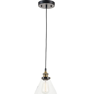 Light Society Cruz 1-Light Mini Pendant