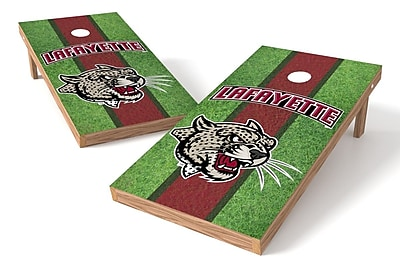 Tailgate Toss NCAA Field Game Cornhole Set; Lafayette Leopards