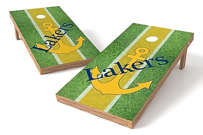 Tailgate Toss NCAA Field Game Cornhole Set; Lake Superior State Lakers