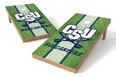Tailgate Toss NCAA Field Game Cornhole Set; Charleston Southern Buccaneers