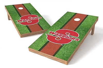 Tailgate Toss NCAA Field Game Cornhole Set; Stanislaus State Warriors