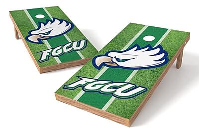 Tailgate Toss NCAA Field Game Cornhole Set; Florida Gulf Coast Eagles