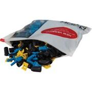 APC® Bafo® Rackstud™, Blue, 100/Pack (RSL100-2.7)