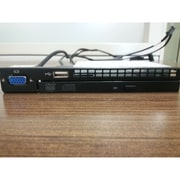 HP® 818213-B21 Internal Universal Media Bay Kit, SATA, Black