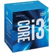 Intel® Core™ i3-6100 Desktop Processor, 3.7 GHz, Dual Core, 3MB (BX80662I36100)