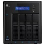WD® WDBWZE0160KBK-NESN My Cloud EX4 4-Bay Marvell® ARMADA® 388 Pre-Configured NAS Server