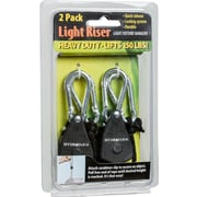 Hydrofarm Heavy Duty Light Riser Hanging System