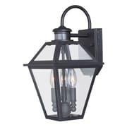 Vaxcel Nottingham 1-Light Outdoor Wall Lantern