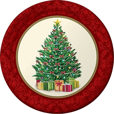 Creative Converting Perfect Pine Dessert Plates, 8 pack (317142) 2453684