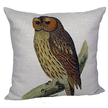 Golden Hill Studio Owl Pillow Cover