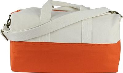 CB Station 10.5'' Duffel Bag; Orange