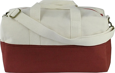 CB Station 10.5'' Duffel Bag; Brick Red