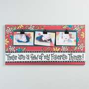 Glory Haus Favorite Things Clip Picture Frame