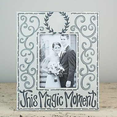 Glory Haus This Magic Moment Picture Frame