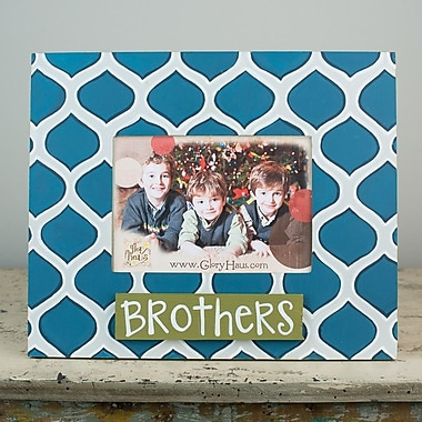 Glory Haus Brothers Picture Frame