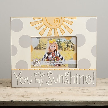 Glory Haus You Are My Sunshine Picture Frame