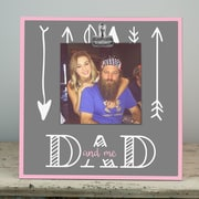Glory Haus Dad and Me Clip Picture Frame