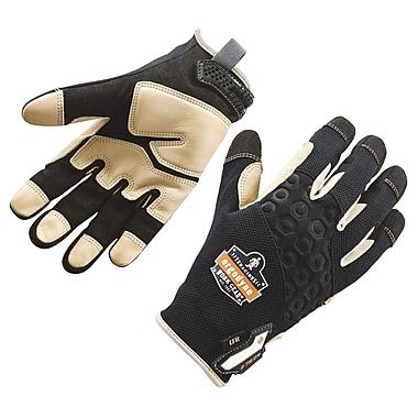 Ergodyne – Gants robustes en cuir renforcé 710LTR, très grand, 2 paires/pqt (17145)
