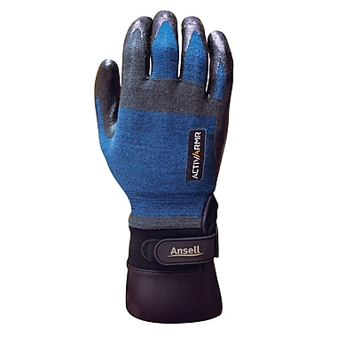 Ansell Glove, Activarmr HVAC 97-002, Size 11, 6 Pairs/Pack (111793)
