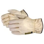 Superior Glove Works Ltd. - Gants pour conducteurs en cuir de peau de chèvre à pouce pour les clés, 6 paires/paquet (378GKTA-L)