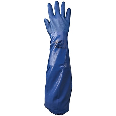 Showa Best Glove, Nsk-26 Chemical Resistant, Size 10, 3 Pairs/Pack (NSK26-10)
