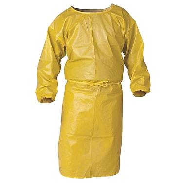 Kimberly-Clark – Tablier de protection contre la vaporisation de produits chimiques, 5 po, jaune, 12/paquet (9830)