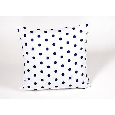 Atelier dele Polka Dots Kid Cotton Throw Pillow