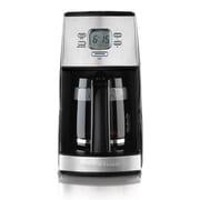 Hamilton Beach 12 Cup Programmable Coffee Maker; Black