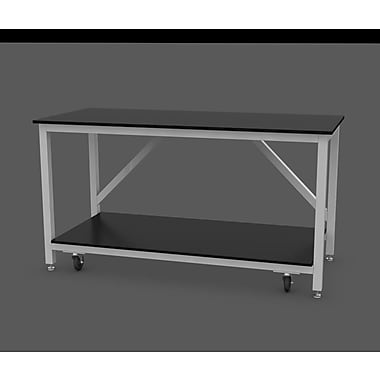 SteelSentry Epoxy RX Table; 36'' H x 72'' W x 36'' D