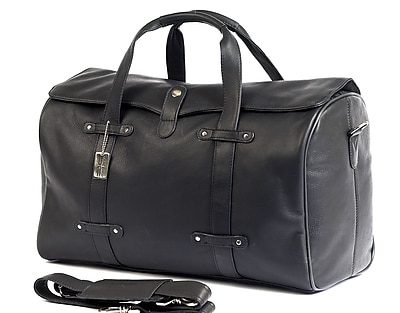 Claire Chase 18.25'' Carry-On Duffel; Black