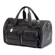 Claire Chase 20'' Carry-On Duffel; Black