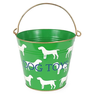 Jayes Westminister Dog Toys Pail WYF078279267454