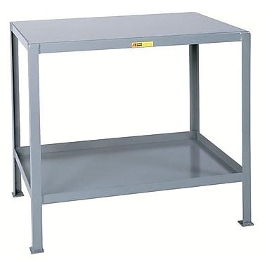 Little Giant USA Multi-Shelf Machine Steel Top Workbench; 32.5'' H x 60'' W x 24'' D