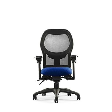 Neutral Posture Mesh Desk Chair; Revive - Goose