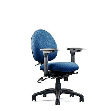 Neutral Posture Desk Chair; Revive - Ebony