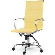 Winport Industries Desk Chair; Yellow